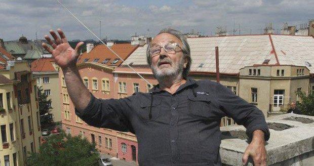 Fotograf Milan Ležák