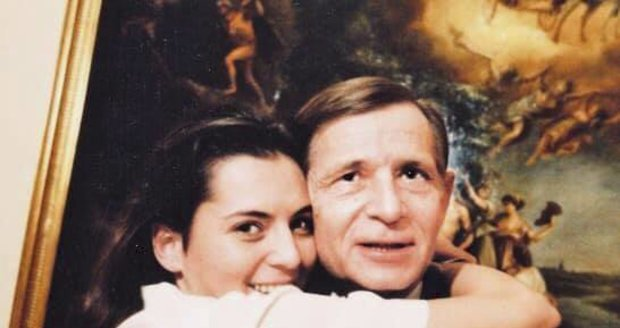 Barbora Kodetová dojemně zavzpomínala na otce