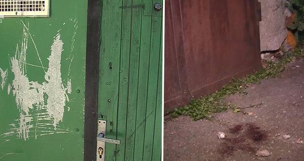Krvavá řež v Liberci: Mladík (17) napadl otce dítěte dřevěnou palicí!