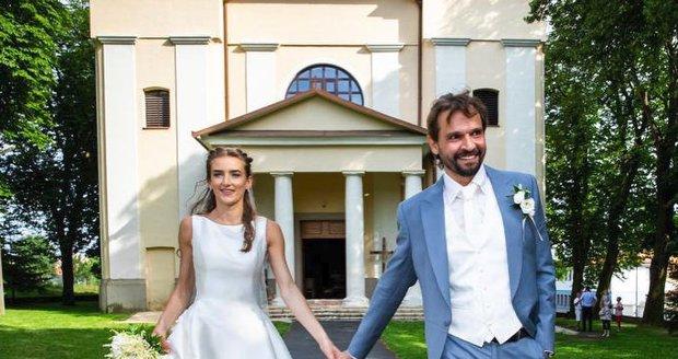 Choreograf Ján Ďurovčík si vzal za manželku Barboru Hlinkovou.