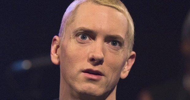 Americký rapper Eminem