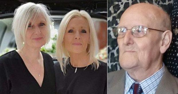 Šokující chování po pohřbu: Úřad nutí sestry zaplatit tisíce za 48 vteřin navíc s mrtvým otcem