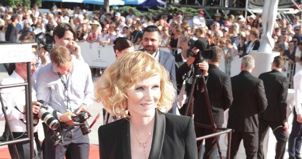 Anna Geislerová v Karlových Varech