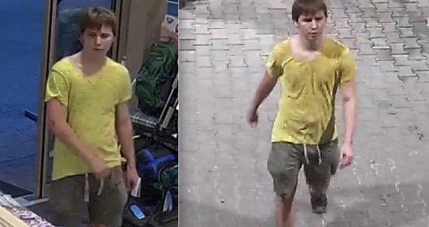 Po muži pátrá policie. Na autobusové zastávce chytil pod krkem neznámého muže a chtěl po něm peněženku.