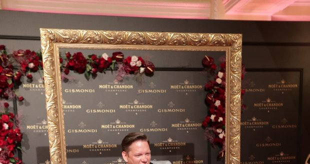 Moët Party ve Varech: Matěj Ruppert