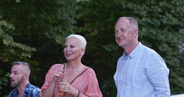 Kateřina Kornová a její nový partner?
