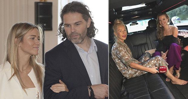 Puhajková v limuzíně Blesku vzpomínala na Jágra! Jak vidí jeho rozchod s Kopřivovou?