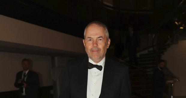 Marek Eben dorazil na závěrečný ceremoniál KVIFF 2019.