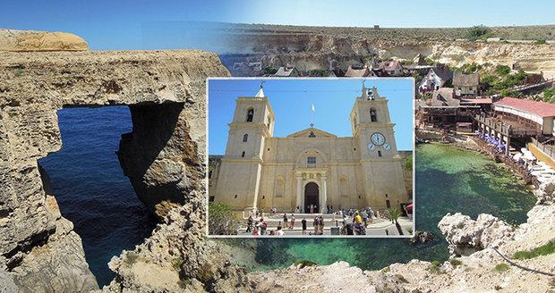 Objevte kouzelnou Maltu