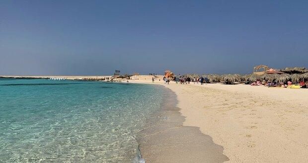 Hurghada patří mezi oblíbené turistické destinace