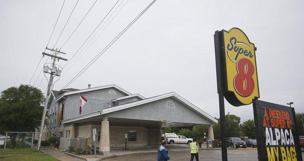V hotelu se otrávilo 46 hostů: Třetina skončila v kritickém stavu v nemocnici