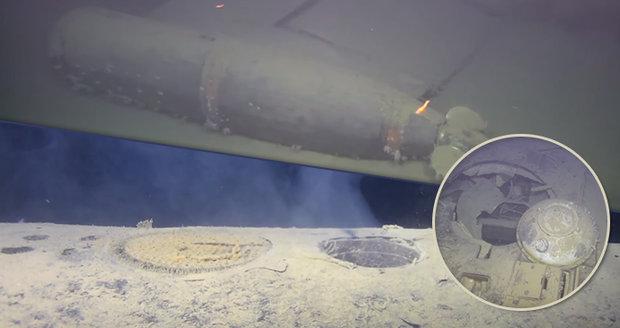 Malý podmořský Černobyl: Z potopené ruské ponorky uniká ohromné množství radiace: V moři jich leží ještě dalších osm