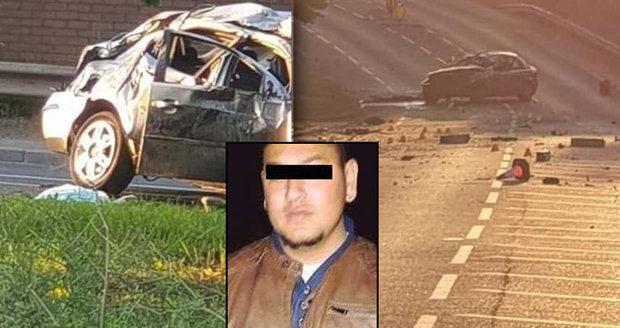 Marek H. (†23) odjel do Anglie za lepším životem: Už druhý den zemřel při dopravní nehodě
