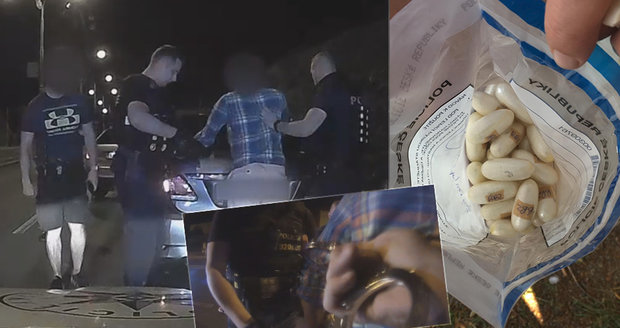 "Dealer drog (34) měl v Praze bohatou ""SMS klientelu"". Policie zajistila jeho i kokain"