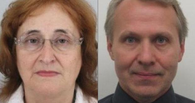 Policie hledá pár z Prahy. Muž a žena odjeli na Moravu, slehla se po nich zem