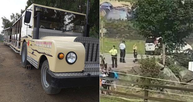 Chlapce (†5) přejel v zábavním parku vláček, policisté obvinili jeho řidiče
