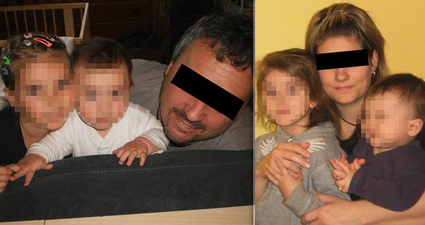 Zdrcení sousedé mladé rodiny, která zemřela na přejezdu: Holky (†5 a †8) byly jako obrázek...