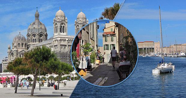 Půvabné město Marseille má dlouhou historii.
