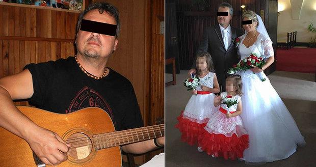 Tragédie mladé rodiny na přejezdu u Jaroměře: Danova (†47) kapela poslala jasný vzkaz