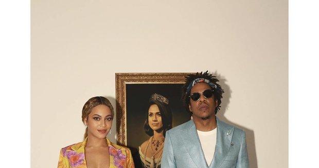 Beyoncé a Jay-Z mají pro Meghan slabost.