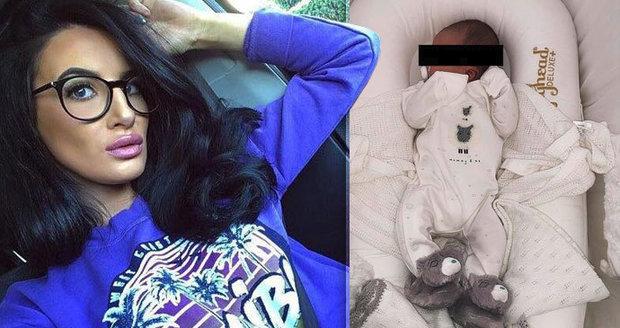 Sexy maminka (†23) zemřela jen tři týdny po porodu syna. Předávkovala se, bojí se přátelé