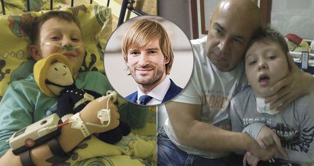 Do případu Adámka (11) z pardubické nemocnice zasáhl ministr! Chlapec skončil po operaci mandlí v kómatu