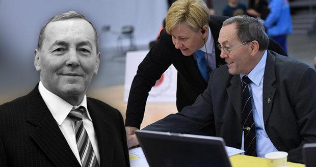 Zemřela československá sportovní legenda: Reprezentanta Mariána Hefku zabil infarkt