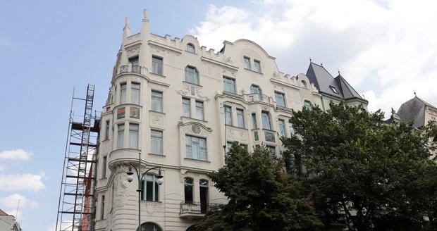 Piráti navrhují nový způsob privatizace bytů. Zasahovali by do prodejů městským částem.(ilustrační foto)