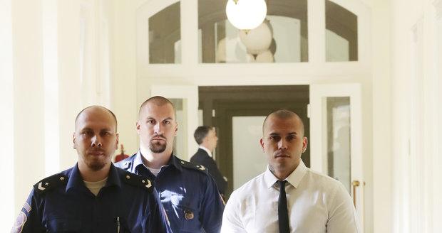 Rapper a účastník z Hotelu Paradise Leo Beránek opět u soudu