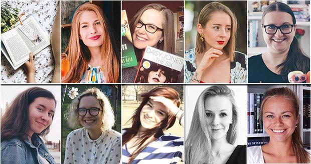 Když jsou knihy sexy a cool! 10 TOP českých knižních blogerek: Doporučují svou nej knihu