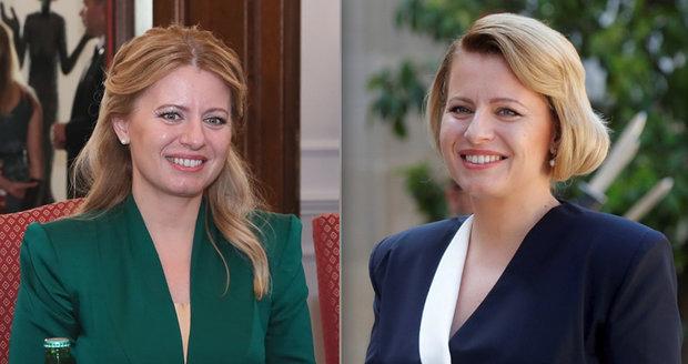 Čaputová k Macronovi s krátkými vlasy: Kadeřník promluvil o jejím sestřihu