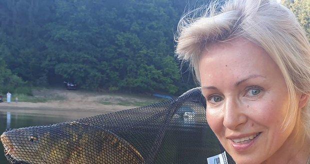 Kateřina Brožová se ukázala bez make-upu