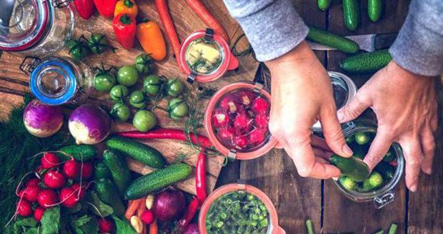 Jak chutně zpracovat letní úrodu?