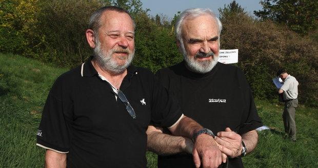 Václav Kotek a Zdeněk Svěrák