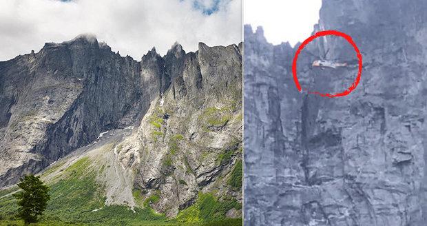 Svědek popsal, co se dělo po smrtelné nehodě českých horolezců: Nechutné!