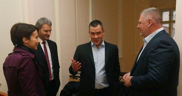 Advokát Michal David byl postupně obviněn z trestné činnosti hned v několika kauzách