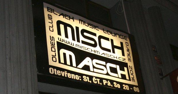 Brutální útok se odehrál před nočním klubem Misch Masch v Praze (ilustrační foto).