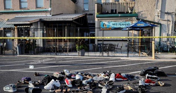 Útočník u baru v Ohiu zastřelil devět lidí. Mezi nimi i svou sestru (†22)