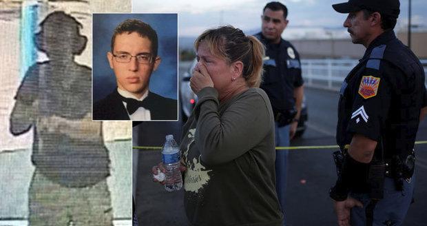 """V obchoďáku zabil 22 lidí. """"Cítím se nevinen,"""" tvrdí střelec z El Pasa. Hrozí mu trest smrti"""