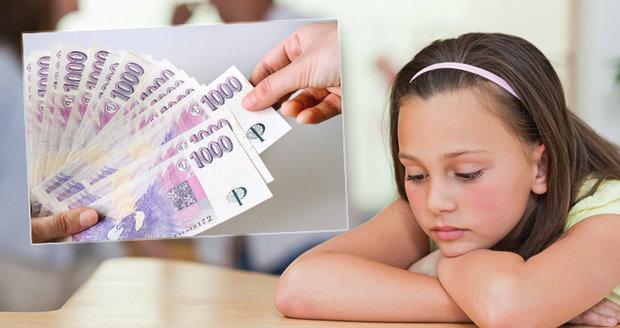 Úleva pro samoživitelky: Za neplatiče by mohl alimenty platit stát