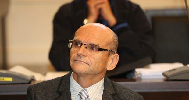 Ivan Elischer u soudu dne 5. srpna 2019