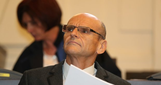 Ivan Elischer u soudu dne 5. srpna 2019.