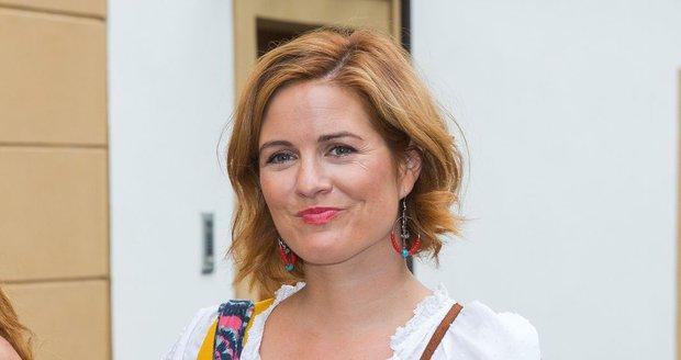 Zuzana Norisová s kolegy z Tváře