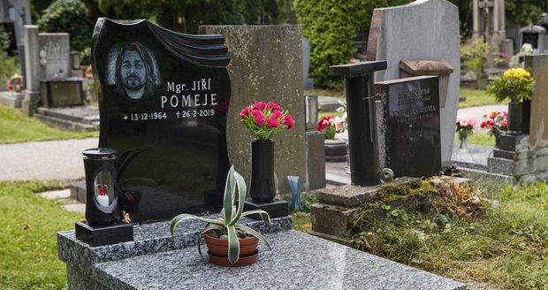 Hrob Jiřího Pomeje
