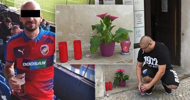 """Kamarád Viktoriána """"Kulkise"""" zapálil za Víta svíčku: Zbytečná ztráta táty od rodiny"""