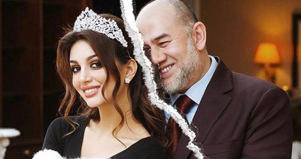 """Rozvod Miss Moskvy: Tchyně ji dusila, bývalému králi už vybrali """"vhodnější ženu"""""""