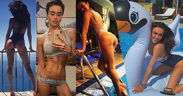 Modelka z Playboye a DJka Janna (†29) zemřela po dlouhé pařbě: Udusila se pod lékařským dohledem!