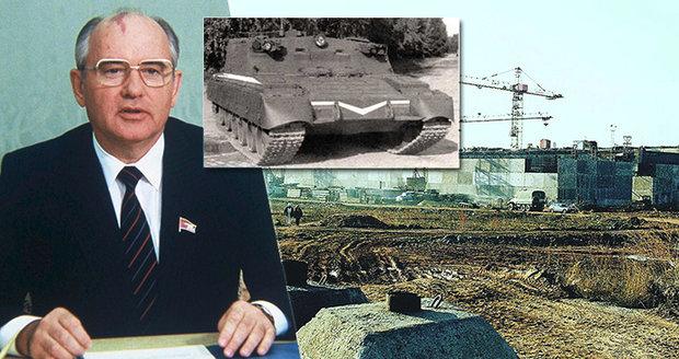 """V Černobylu zkoušeli tajný tank pro papaláše. """"Vůz posledního soudu"""" teď našli"""