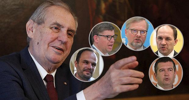 Protiústavní fraška, zuří kvůli Šmardovi opozice. Fiala přidal smutný ping-pong