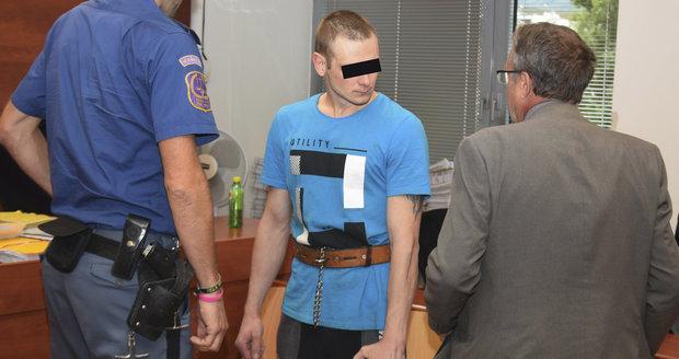 Ukrajinec dostal za vraždu prostitutky 17,5 roku: Po sexu ji umlátil kamenem
